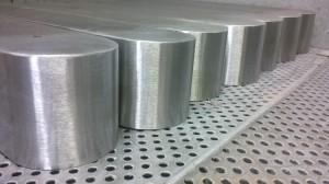 Aluminium welded covers