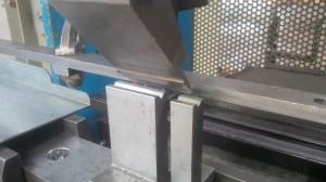 Standard CNC bending tooling