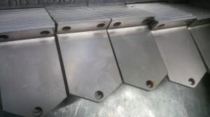 Mild steel angle brakets