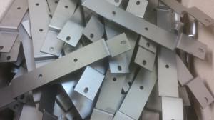 Mild steel brackets