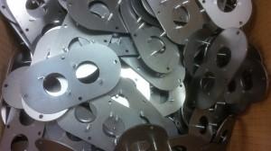 Sheet metal plates