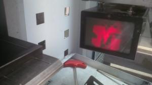 CNC press brake safety