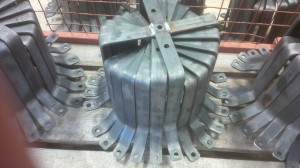 MiG welded mild steel fabrications