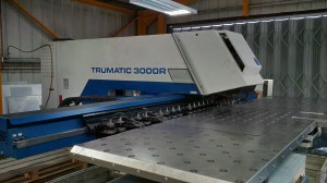 Trumpf 3000 CNC punch press