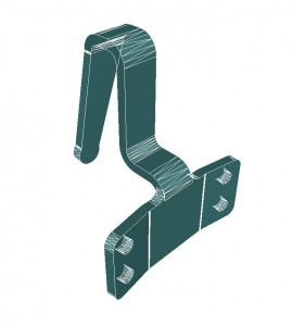 sheet metal bracket design