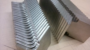 Laser cut angle brackets
