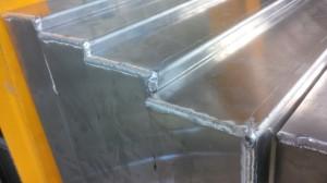 Aluminium MiG welding