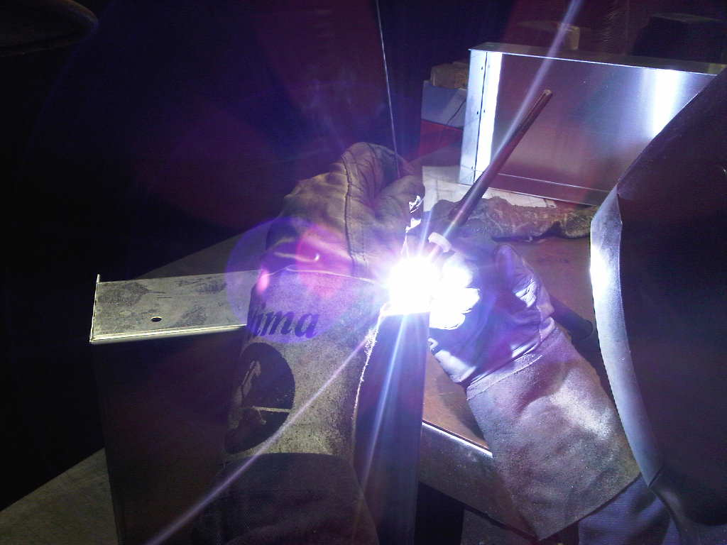 Welding Fabrication Processes Components Together With Brazing And Variety Of Arc Gas Sheet Metal Fabrications
