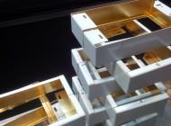 Folded sheet metal work (Image P)