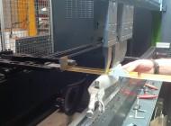 Folding brass components (Image O)