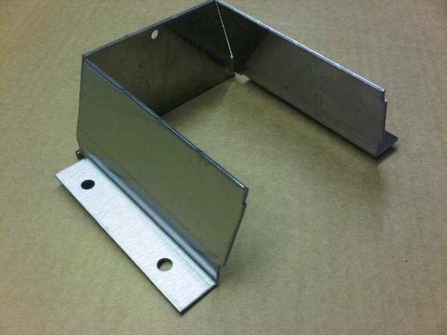 Bracket Fabrication