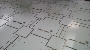 CNC punching sheet metal in Southampton