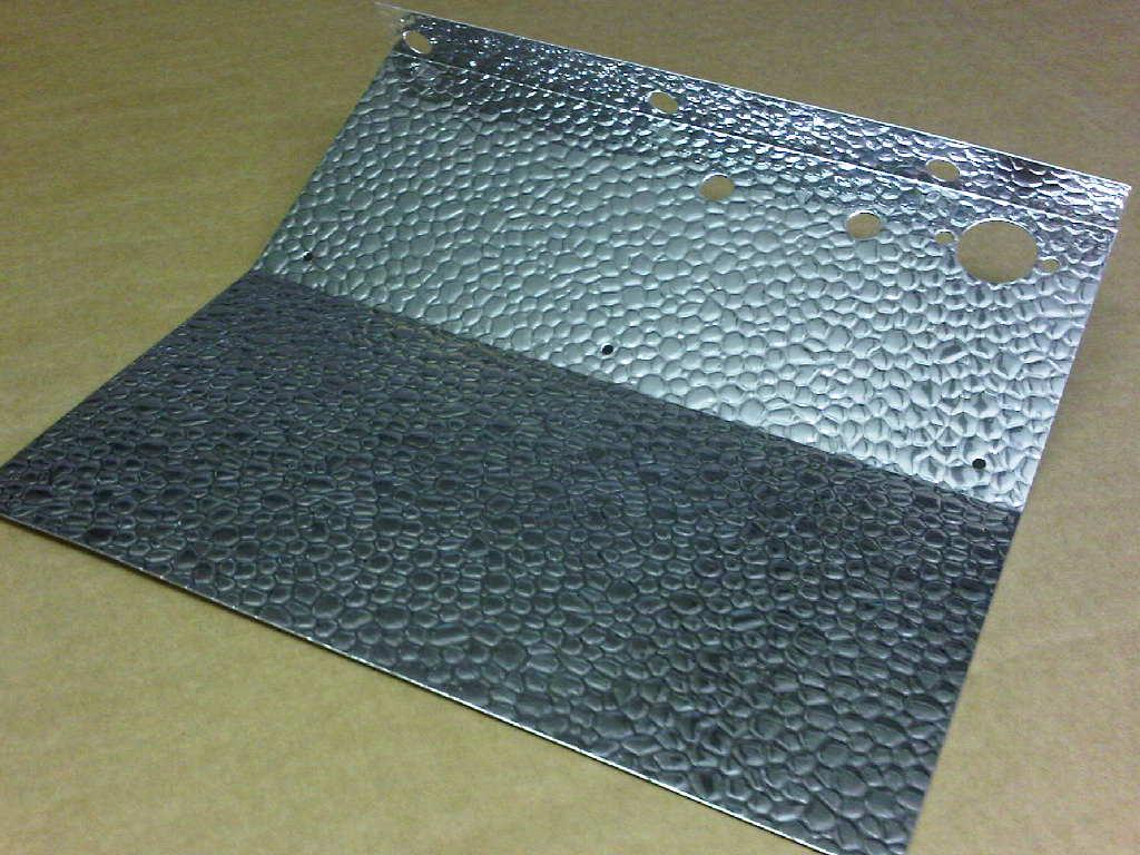 Sheet Metal Lighting Reflectors