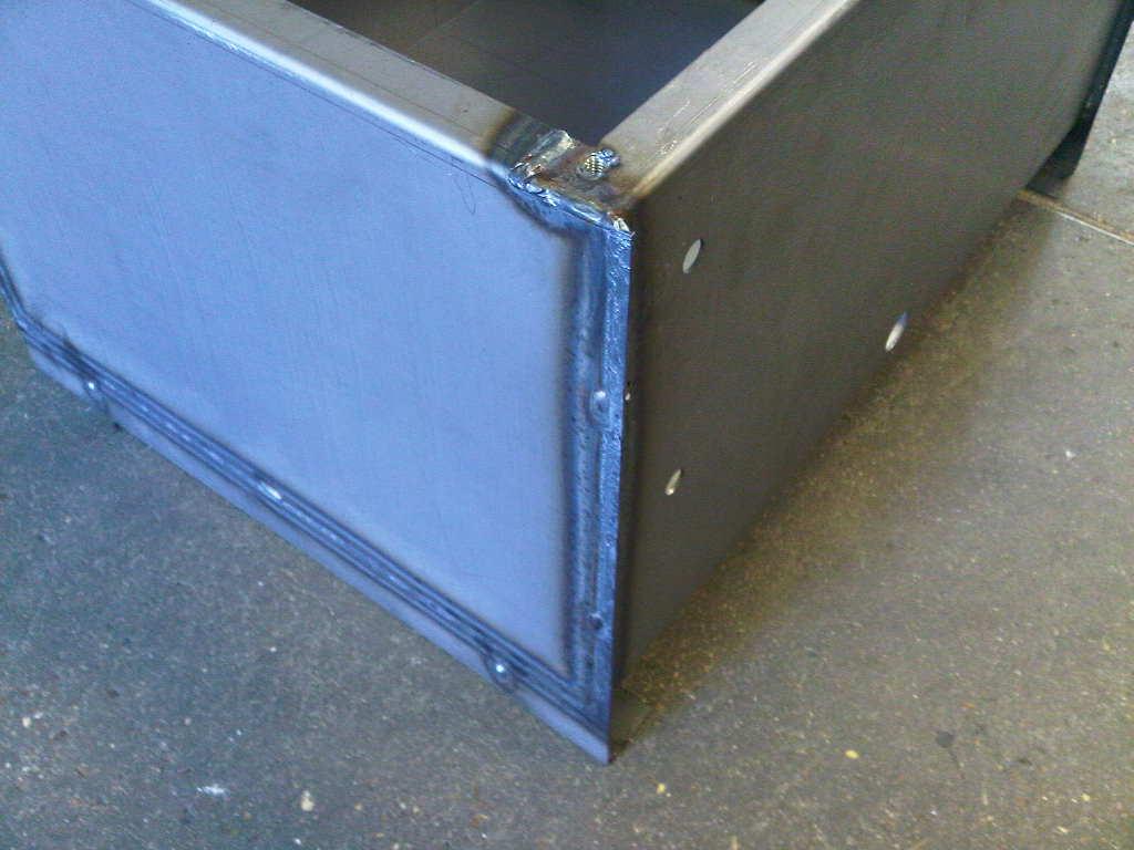 Welding Fabrication And Sheet Metal