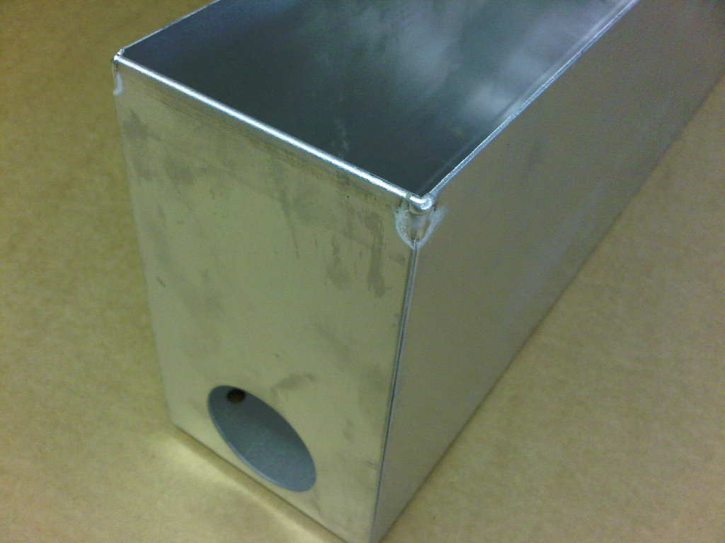 Welding Fabrication And Sheet Metal