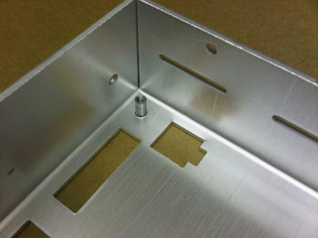 Sheet Metal Inserts