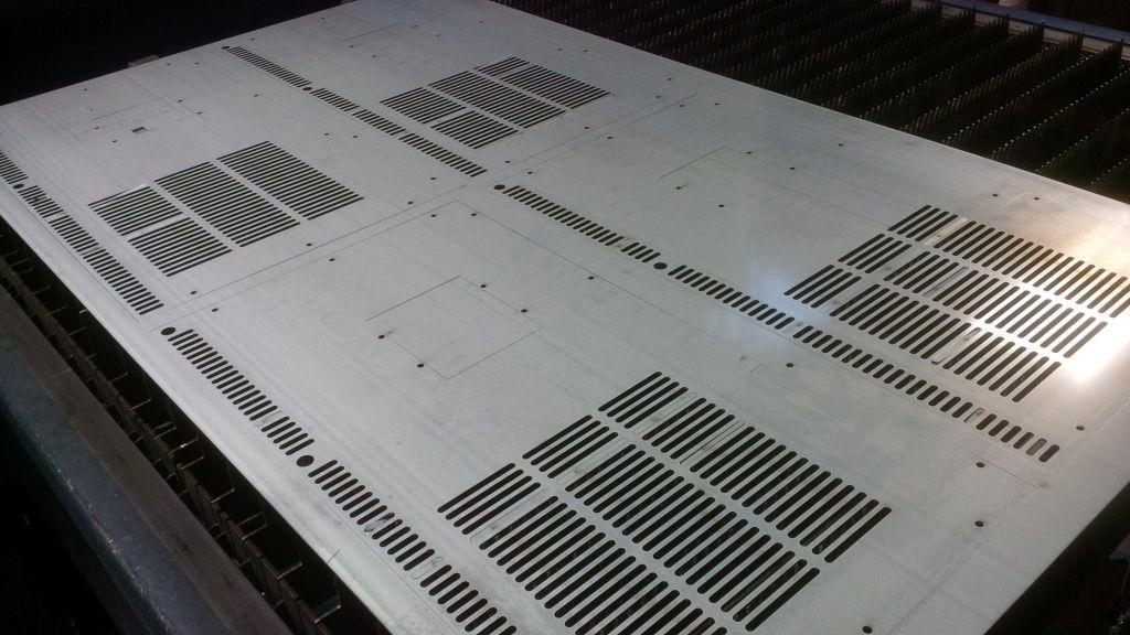 Laser Cutting Zintec