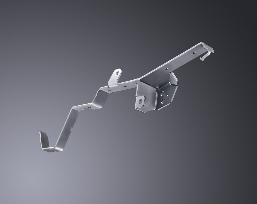 Complex Sheet Metal Bracket