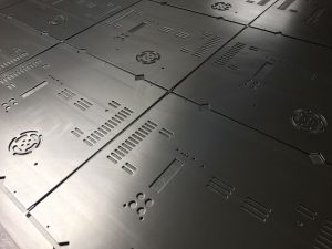 Design ideas for CNC punching