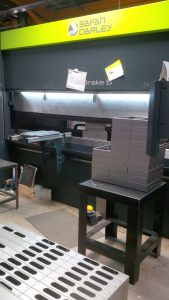 CNC bending from a sheet metal working company in Hampshire