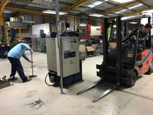 CNC bending in Hampshire