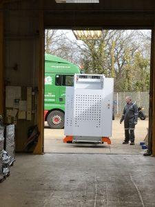 Here comes a new CNC press brake