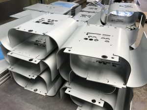 Sheet Metal Projects in March 2017