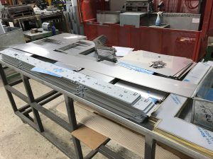 Sheet metal fabrications