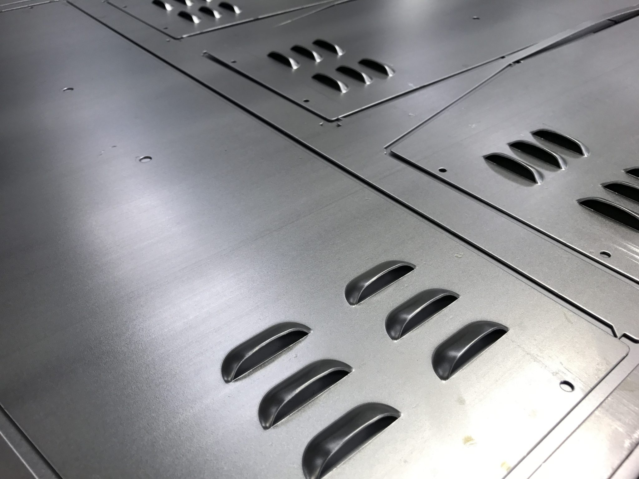 Cnc Punching Sheet Metal Work Supplier Based In The Uk