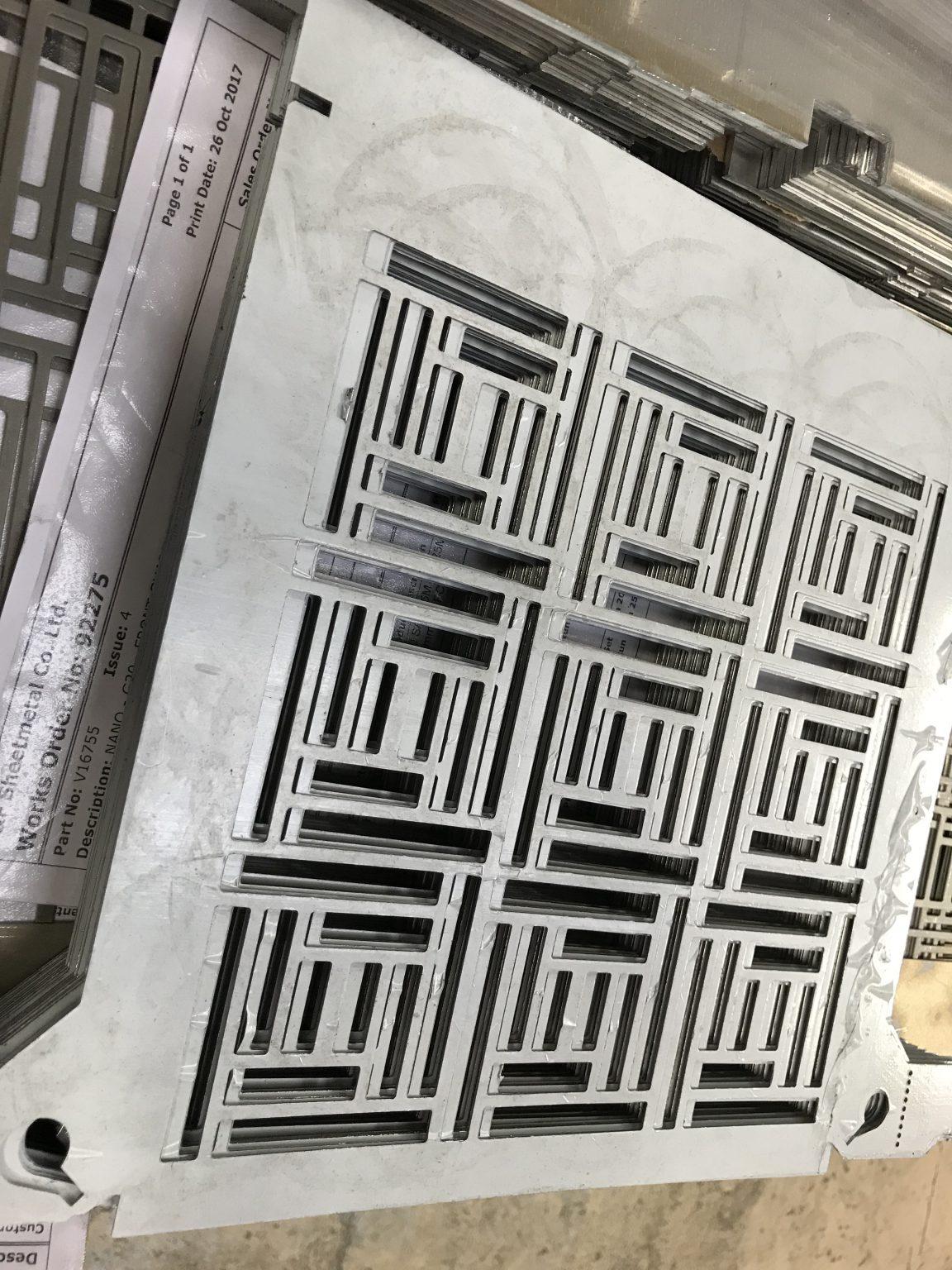 Sheet Metal Work Manufactured In Great Britain 2017