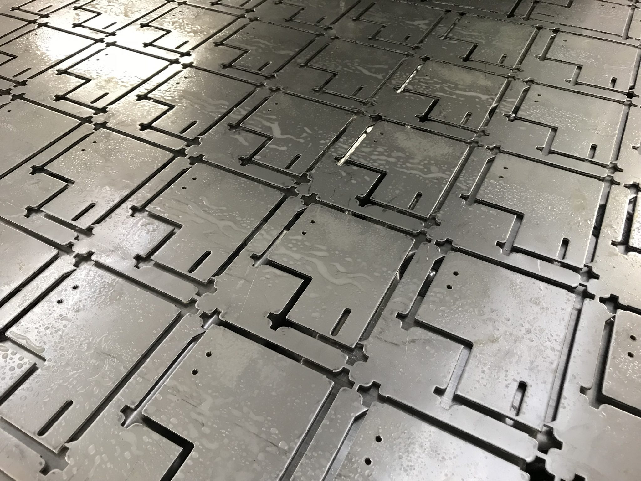 Manufacturing A Sheet Metal Stainless Steel Guide Plate