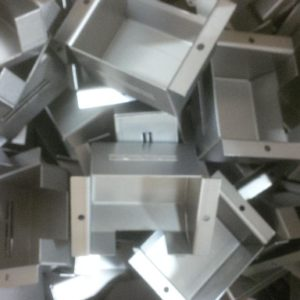 Sheet metal housings