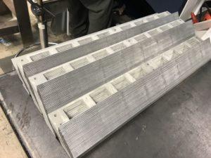 Sheet metal workers in Hampshire Great Britain
