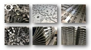 Sheet metal manufacturing projects