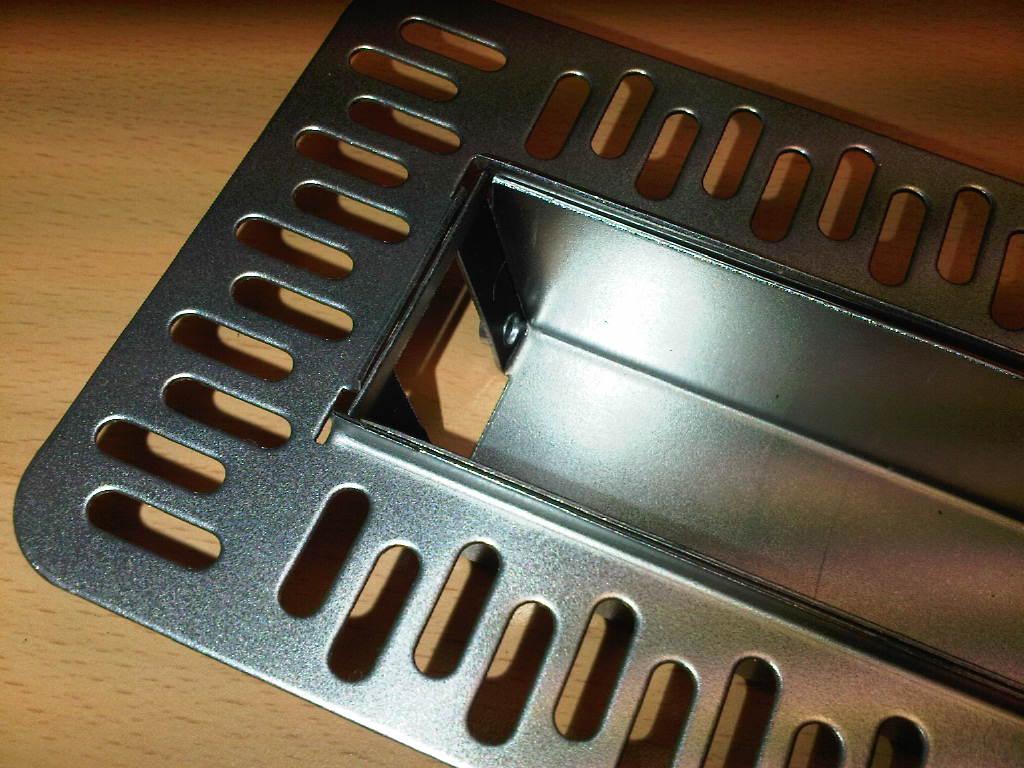 Spot Welding sheet metal -