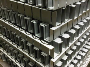 manufacturers of sheet metal components in the UK