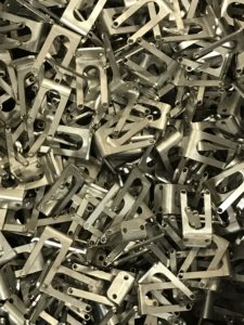 Stainless steel sheet metal brackets