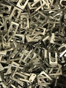 Stainless steel sheet metal brackets