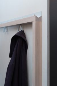 Cloak room storage systems