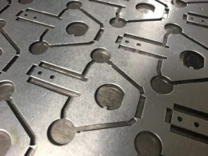 Sheet metal component manufacturing