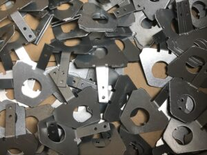Sheet metal manufacturing brackets