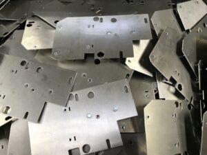 Sheet metal bracket design