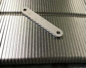 laser cutting sheet metal fabrications