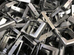 Sheet metal production