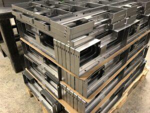 Bespoke sheet metal fabrications