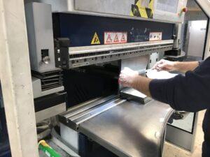 Precision sheet metal fabrications