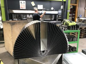 Sheet metal manufacturers in the UK