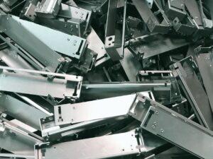 Bespoke sheet metal components