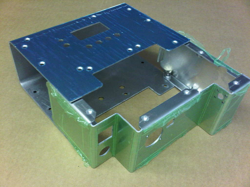 Sheet Metal Work And Fabrication In Bournemouth