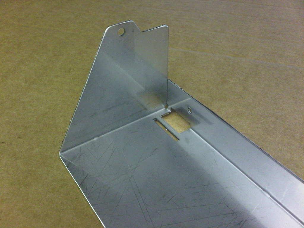 Cnc Bending Sheet Metal